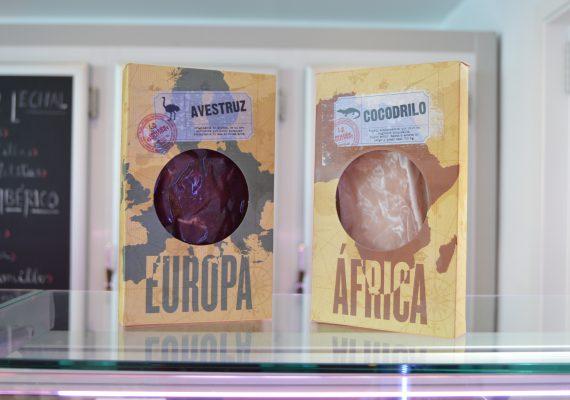 Carnes exóticas en Mos Espai Gastronòmic